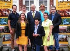 N-VA Beerse - Vlimmeren heeft de top 8 voor de gemeenteraadsverkiezingen bekend gemaakt
